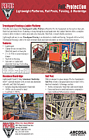 Lightweight Fall Protection Flyer PTE