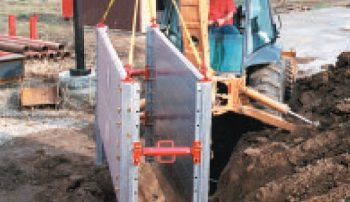 Aluminum Trench Shields Trench Boxes Pro Tec Equipment