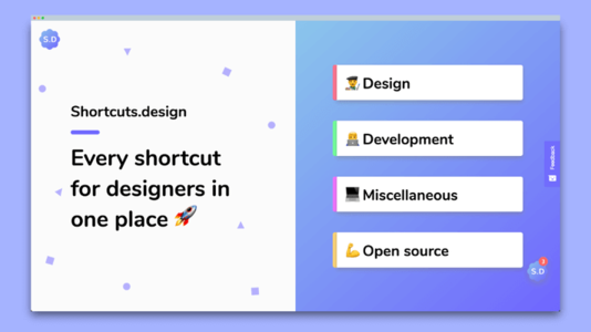 Shortcuts.design