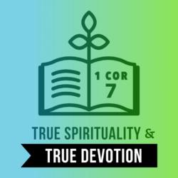 True Spirituality & True Devotion Archives - Providence