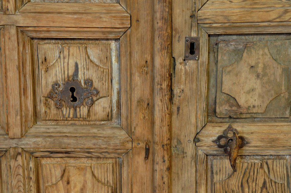 Outstanding Pair Of 18th Century Spanish Doors - Provenance Antiques