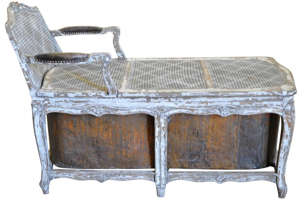 Provenance antiques for Aquatouch 2 piece bath chaise