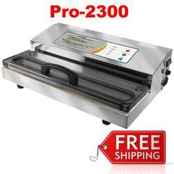 Pro 2300 Vacuum Sealer