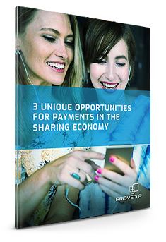 3 Unique Opportunities for Payments in the Sharing Economy