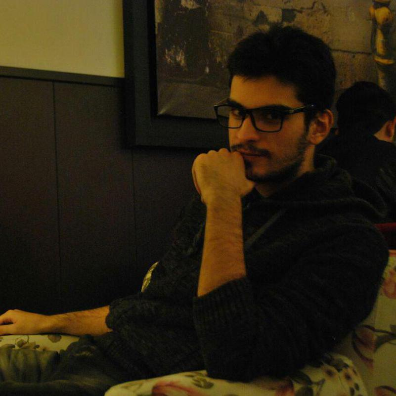 Mehrdad F.
