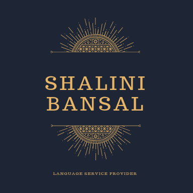 Shaalini B.