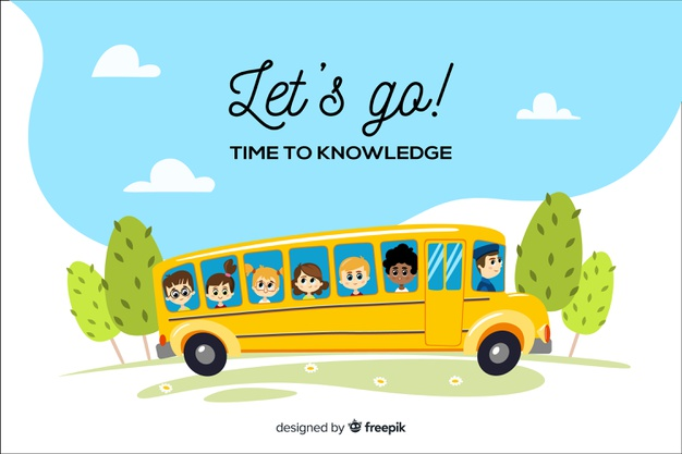 Welcome Back to School designed by freepik