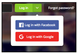 Login with Facebook