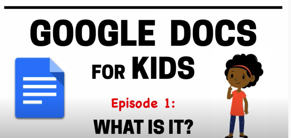 Google Docs for Kids - What Is It?