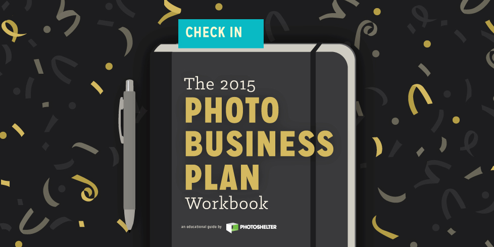 The 2015 Photo Business Plan Workbook
