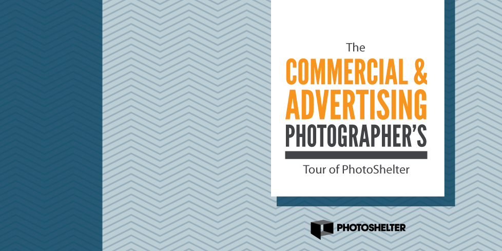 The Commercial & Advertising Photographer's Tour of PhotoShelter