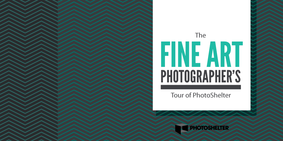 The Fine Art Photographer's Tour of PhotoShelter