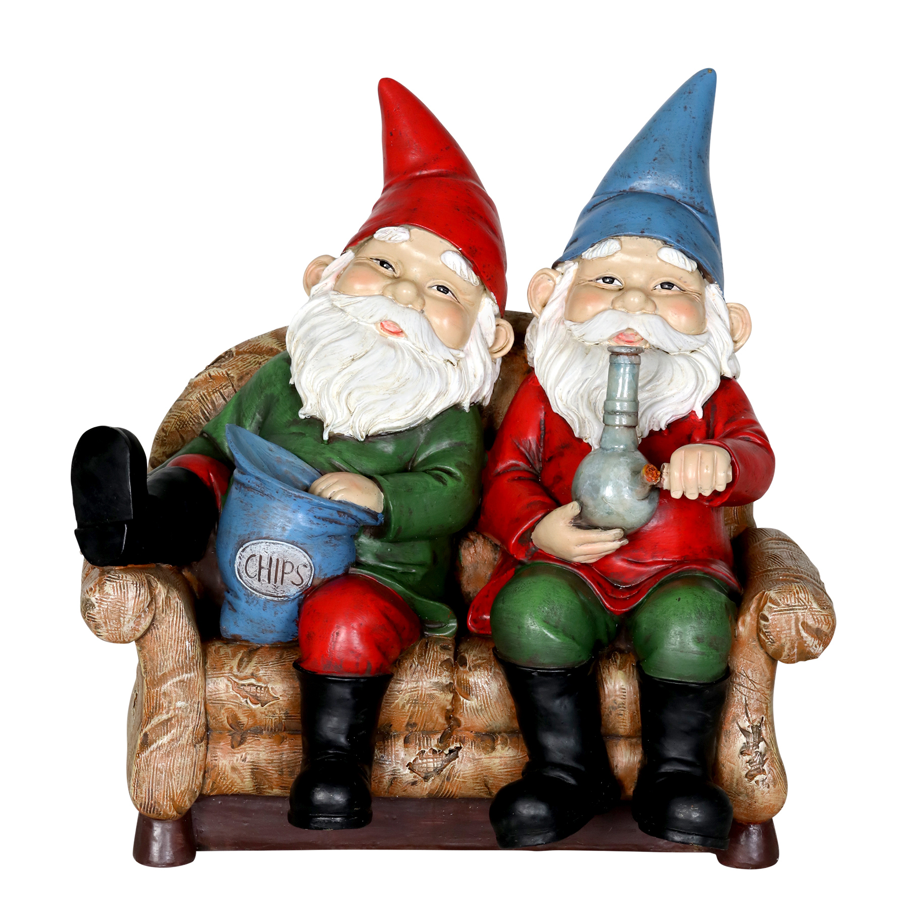 Light Up Good Time Bud Buddies Gnomes