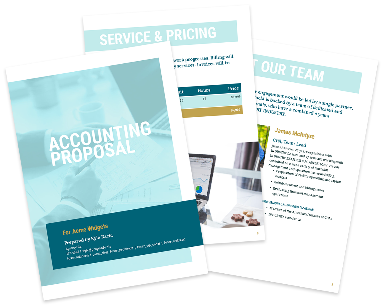 proposal for accounting services template hcsclub.tk