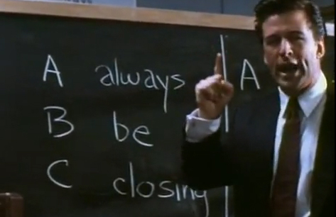 Always Be Closing - ABC