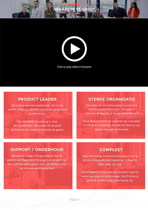 Winning Proposal Design and Layout Tips (With Examples… | Proposify