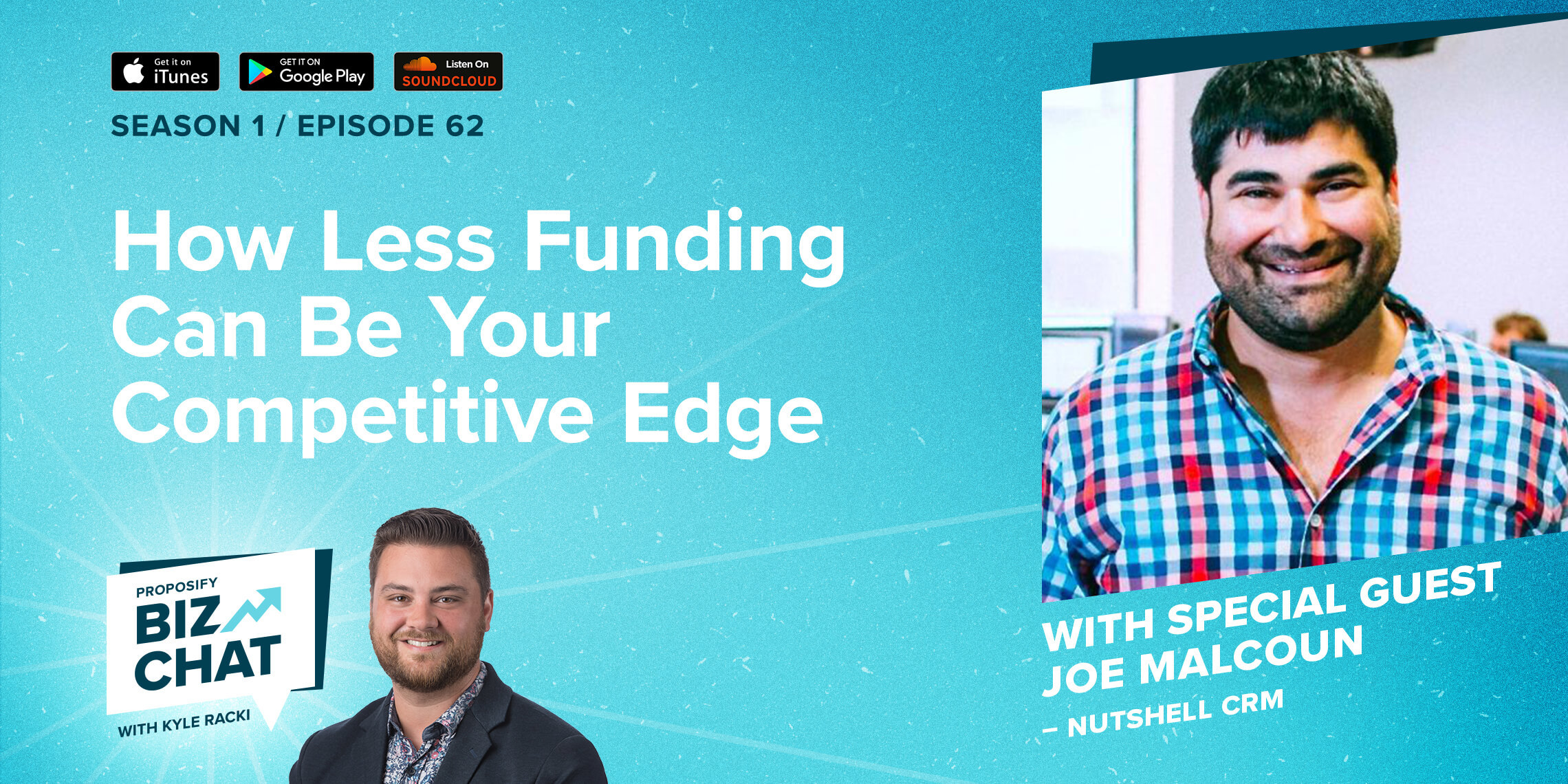 How Less Funding Can be Your Competitive Edge