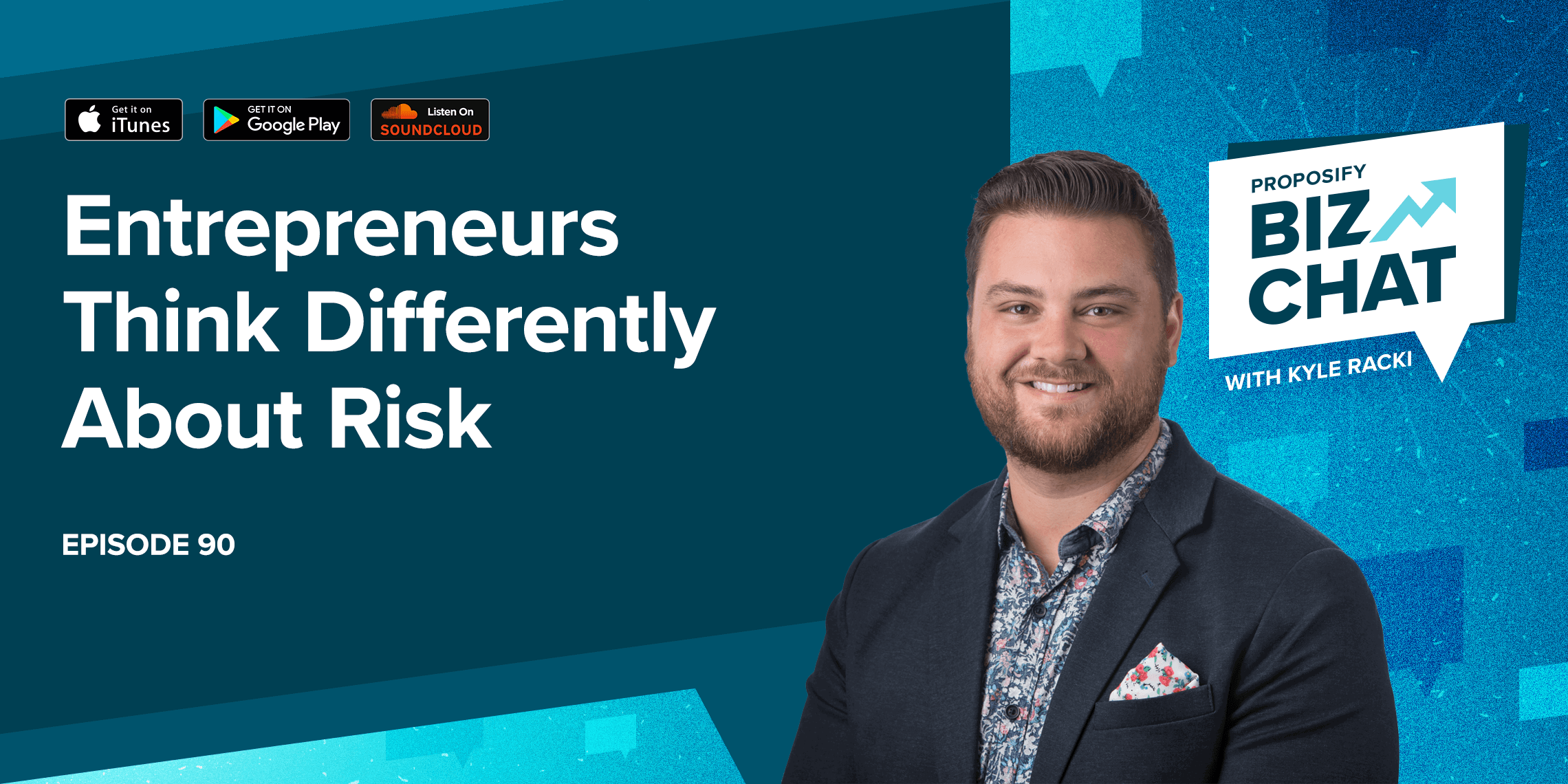 Entrepreneurs Think Differently About Risk