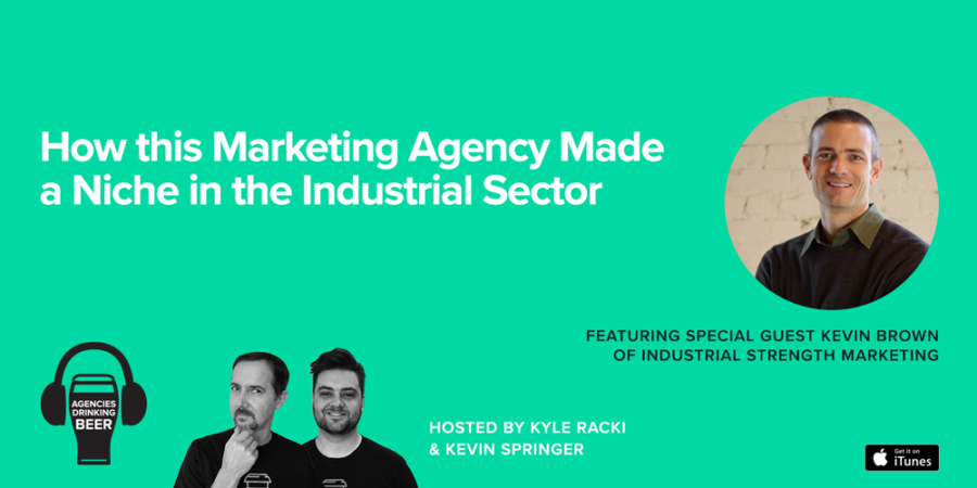 How this Marketing Agency Made a Niche in the Industrial Sector