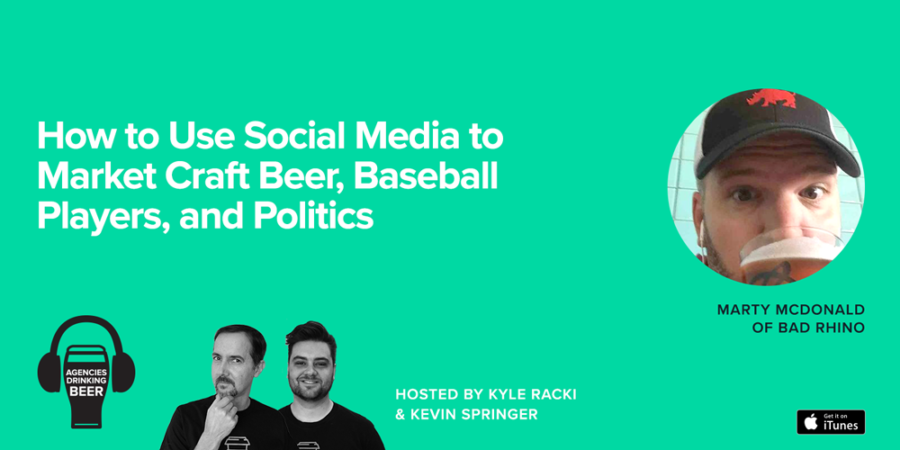 How to Use Social Media to Market Craft Beer, Baseball Players, and Politics