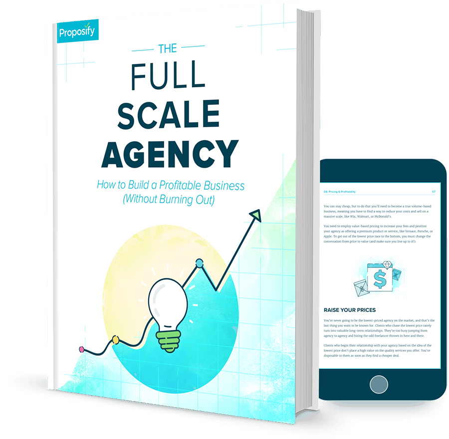 The Full Scale Agency (Big CTA)