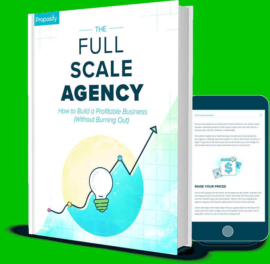 The Full Scale Agency (Big CTA)