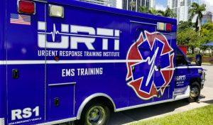 URTI Emergency Services Training School