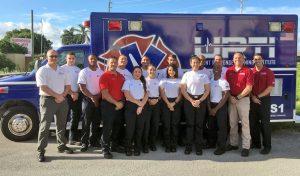 EMR, EMT, Paramedic school in Miami URTI staff