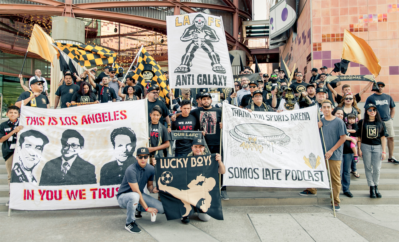 LAFC Supporters Group
