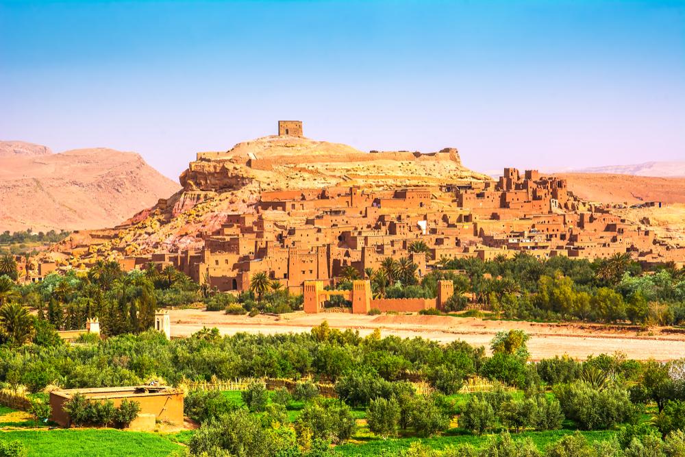 Yunkai (Ait-Ben-Haddou, Morocco)