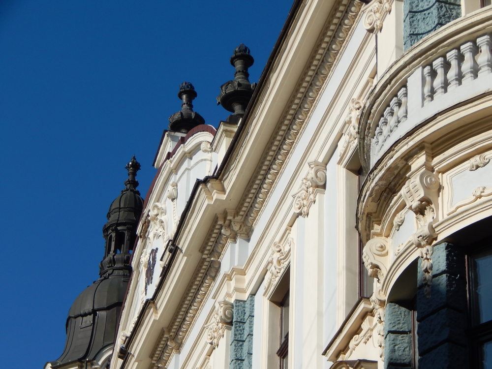 classical architecture style