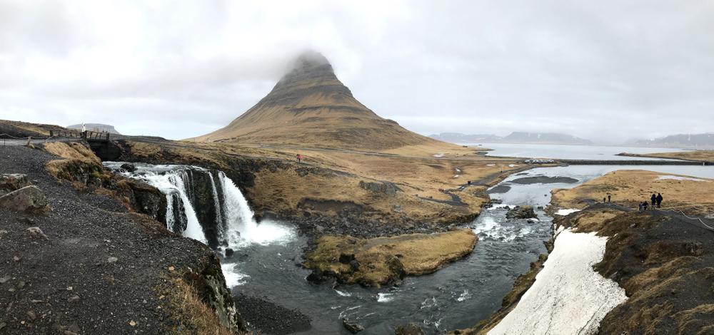Arrowhead Mountain (Kirkjufell, Iceland)