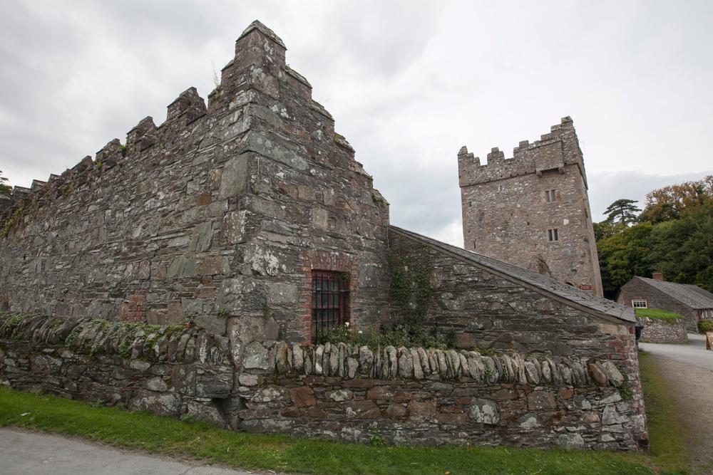 Winterfell (Castle Ward; Belfast, Northern Ireland)