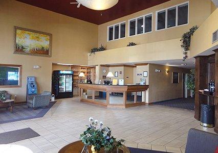 Quality Inn and Suites Denver International Airport Gateway Park