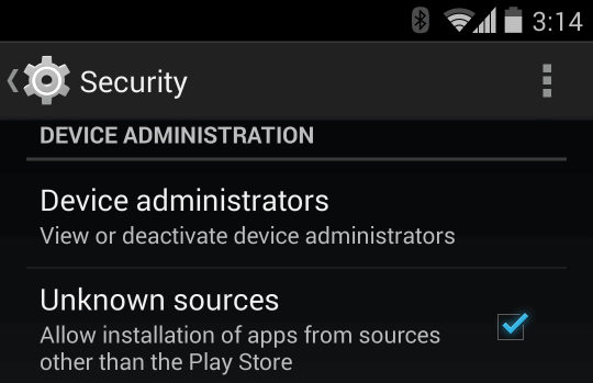 how to enable play store