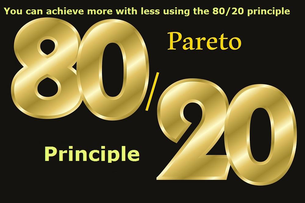 1 pareto-principle