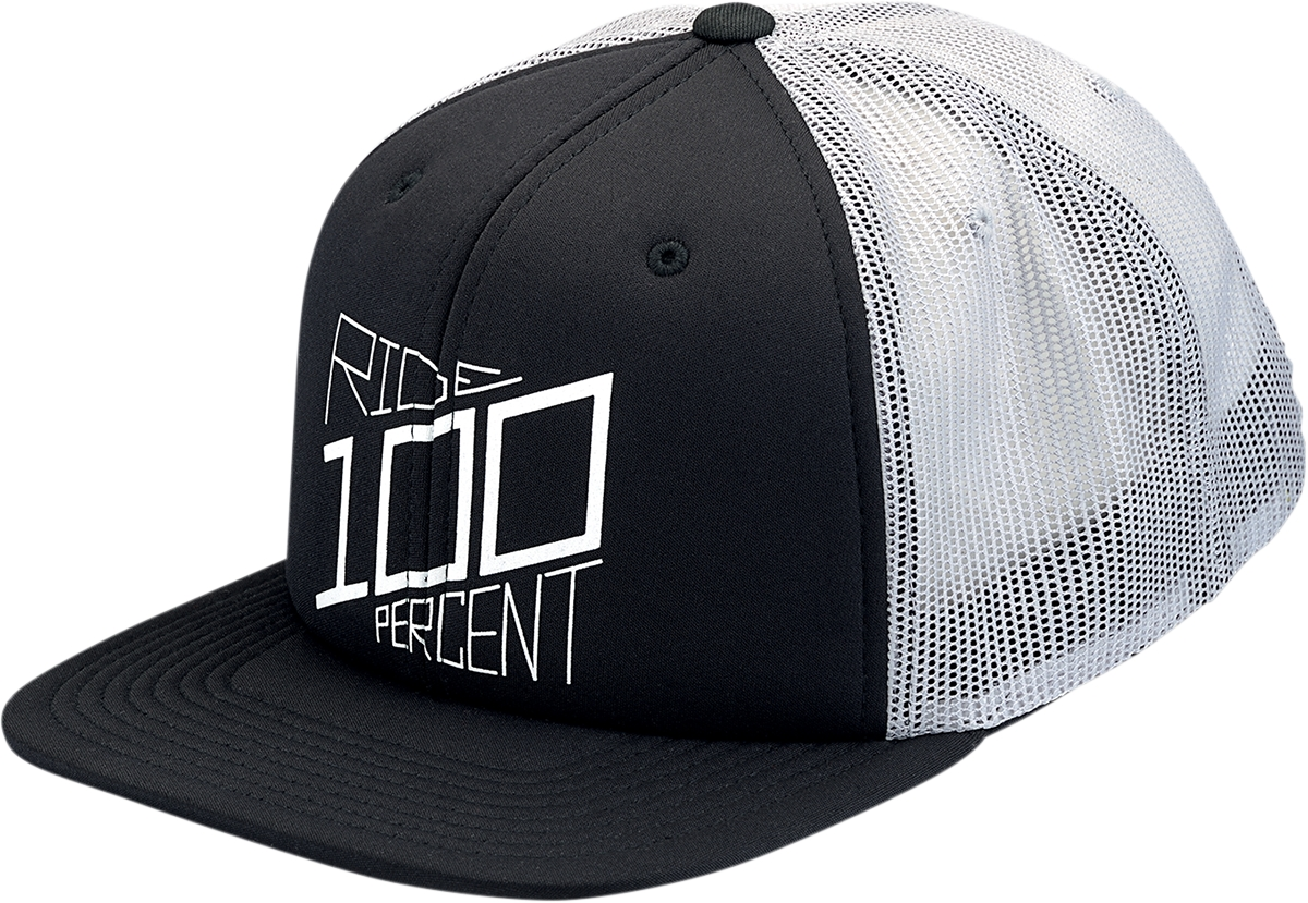 100% Trucklife Snap Back Hat
