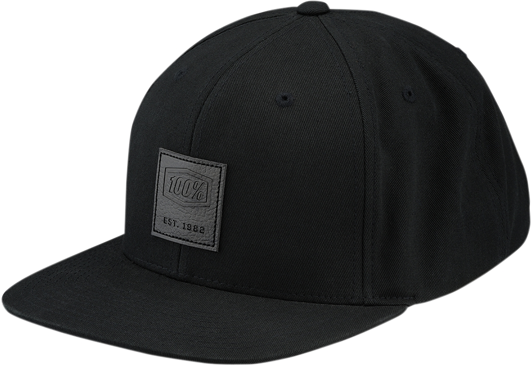 100% Sanpback Sanderson Hat
