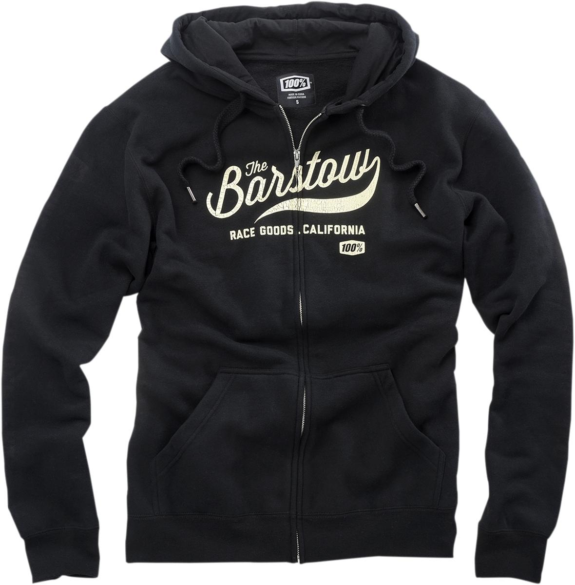 100% Barstow Zip Fleece