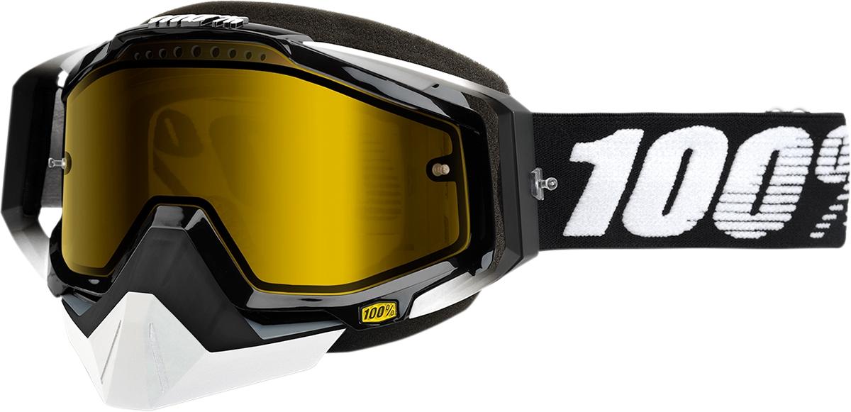 100% Racecraft Snow Goggles