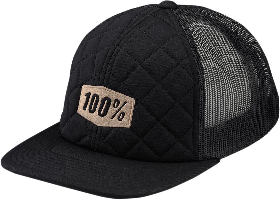 100% Diner Trucker Hat