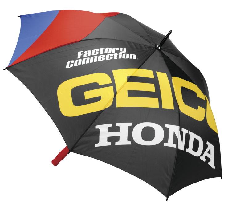 100% Geico Honda Strike Umbrella