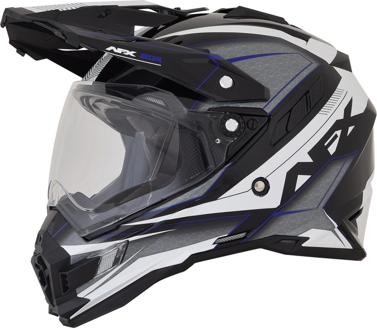 AFX FX41 Dual-Sport Helmet Eiger Graphic
