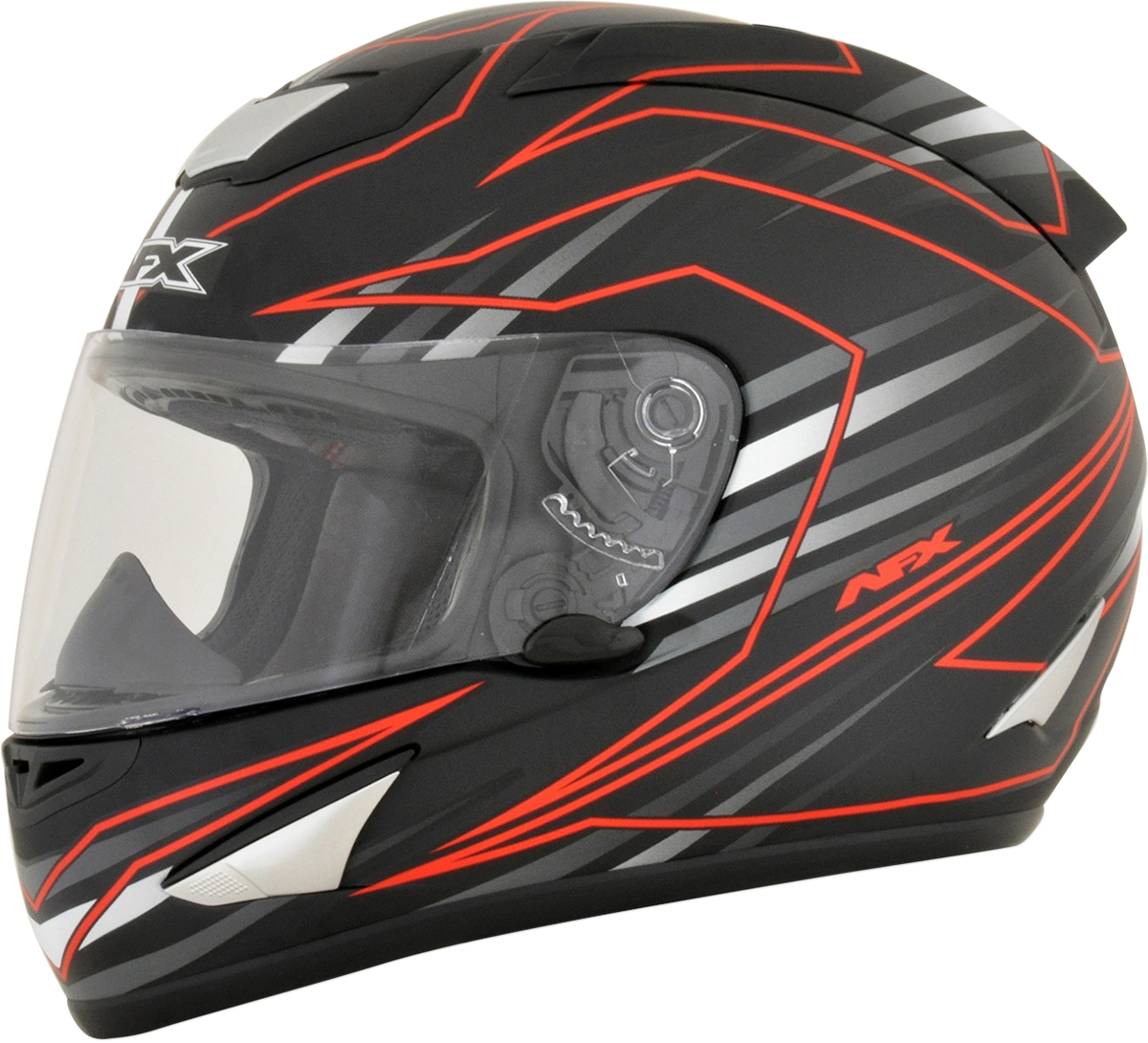 NEW AFX FX95 Full-Face Helmet Main Graphics MOTORCYCLE ...