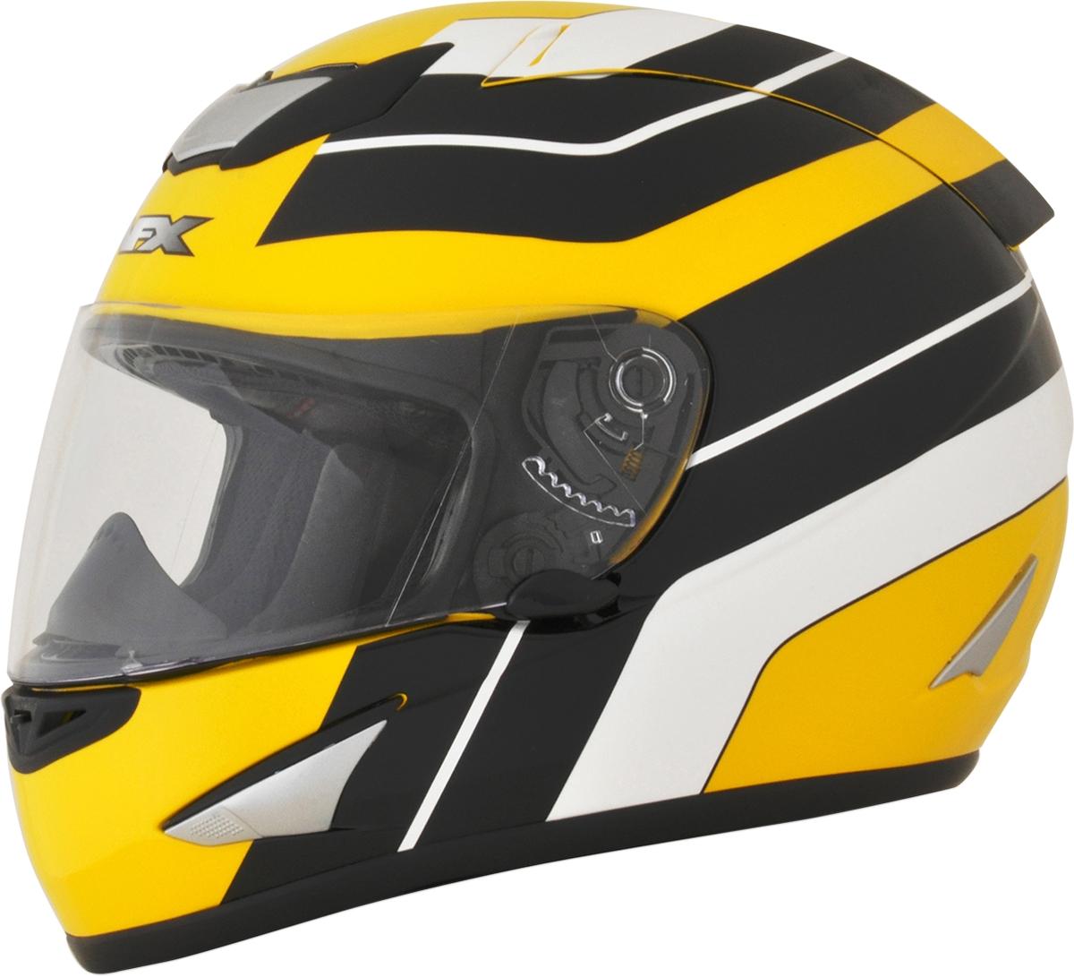 FX95 Full-Face Helmet Vintage Yamaha Graphics
