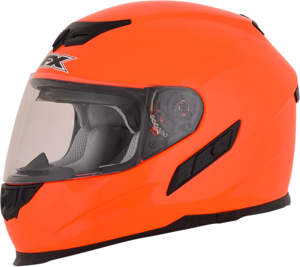 AFX FX-105 Solid Full Face Motorcycle Helmet
