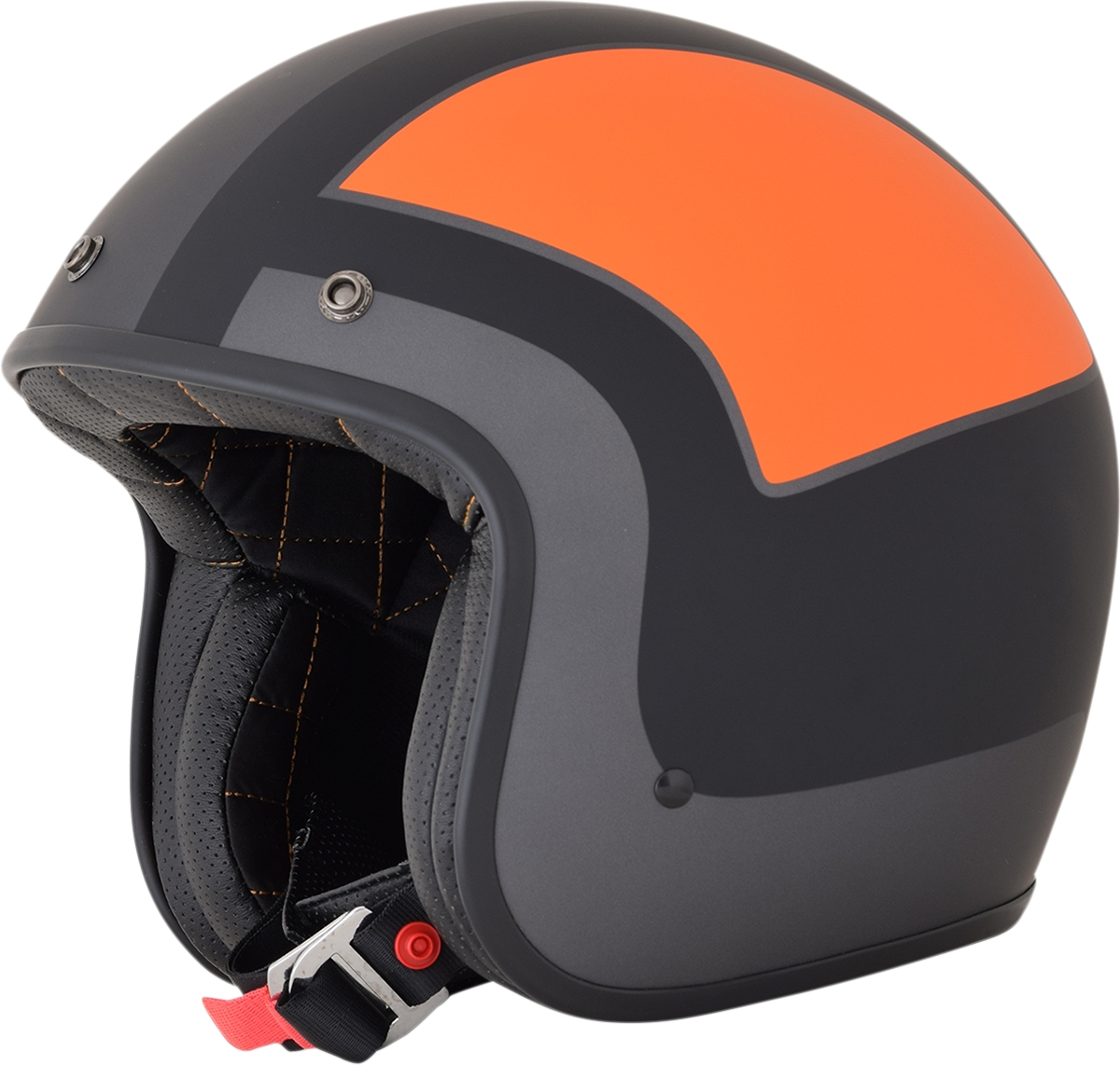 FX-76 Trilcolor Open Face Helmet