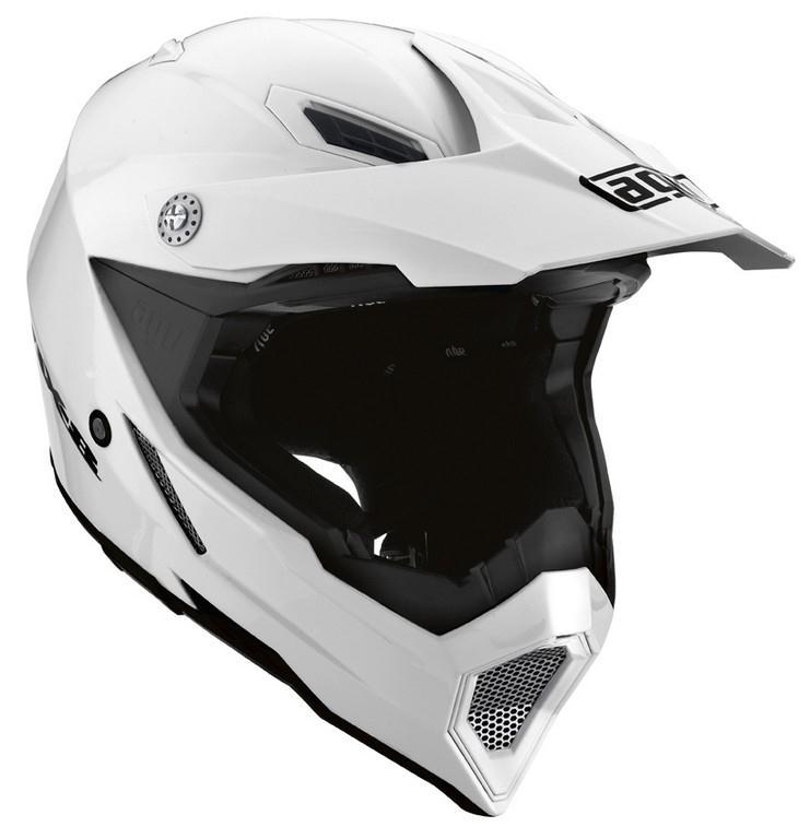AGV AX-8 EVO Solid Helmet