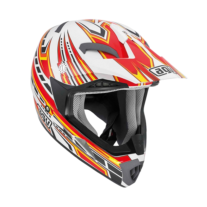 AGV MT-X Point Graphics Helmet