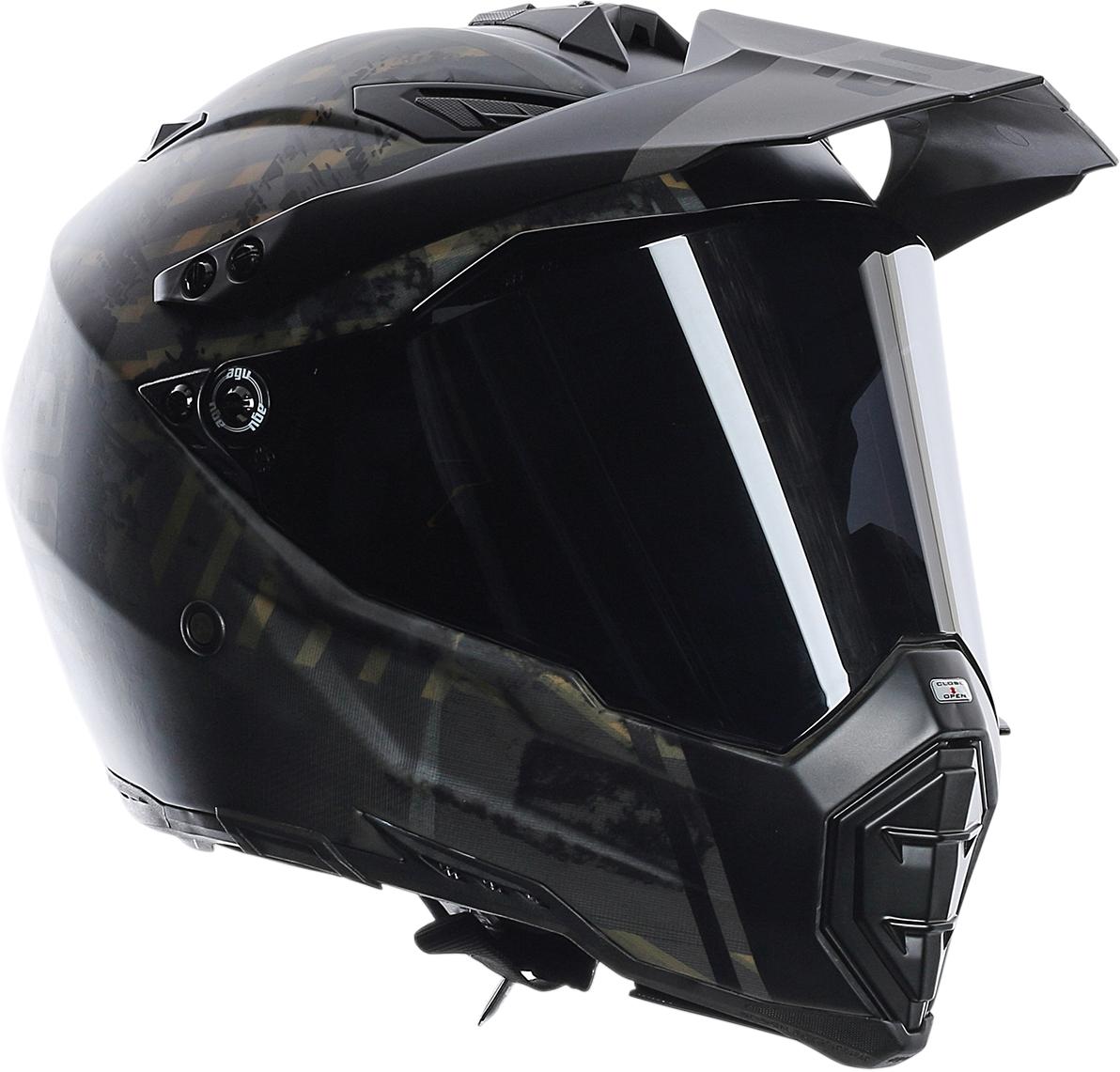 AGV AX-8 Grunge Dual Sport Evo Helmet